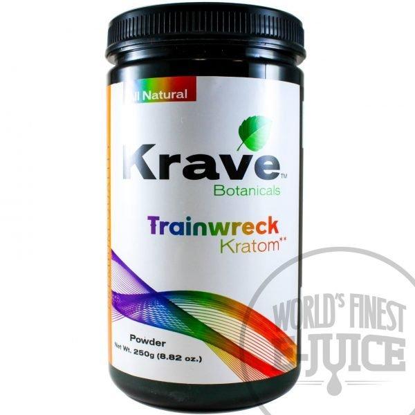 Krave Kratom Trainwreck 250G Powder