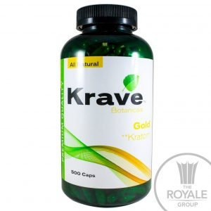 Krave Kratom - Gold 500MG