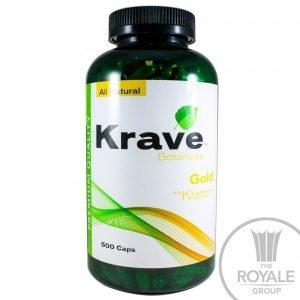 Krave Kratom - Gold 500MG