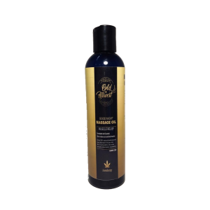 Gold Harvest CBD Massage Oil